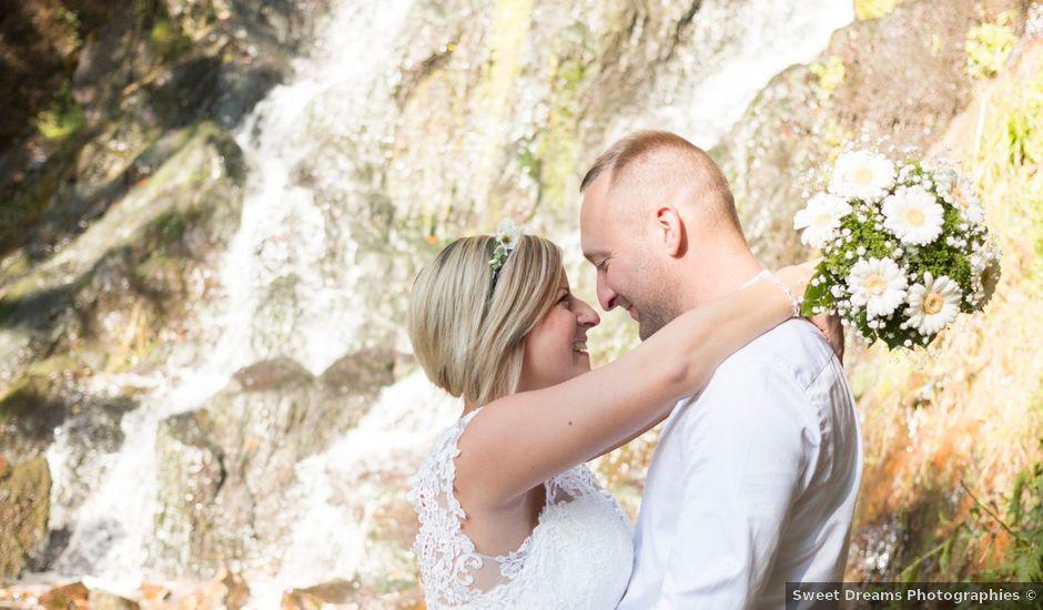 Le mariage de Nicolas et Marine à Muttersholtz, Bas Rhin
