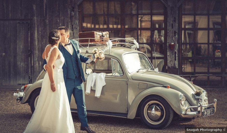 Le mariage de Thomas et Marion à Choué, Loir-et-Cher