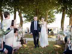 le mariage de justine et franck franck justine chteau maucaillou - Chateau Maucaillou Mariage