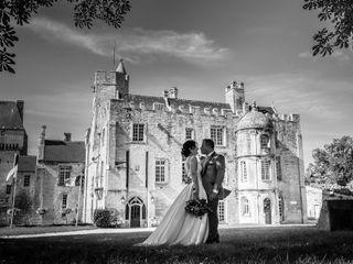 Le mariage de Séverine  et Fierville