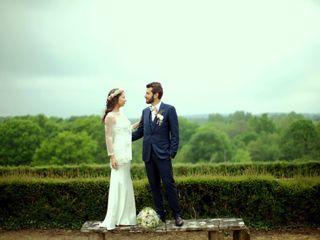 Le mariage de Clémence et Germain