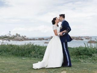 Le mariage de Anne-Aël et François 1