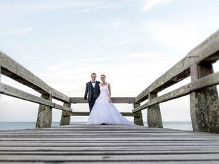 Le mariage de Isaline et Pierre 1