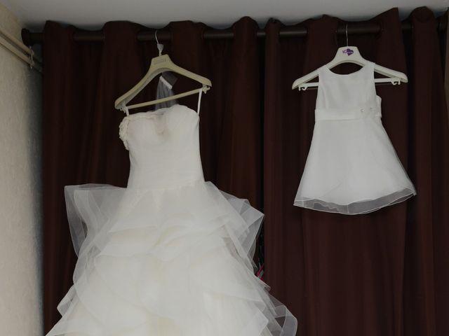 Le mariage de Eventhia et Matthieu à La Couture-Boussey, Eure 14