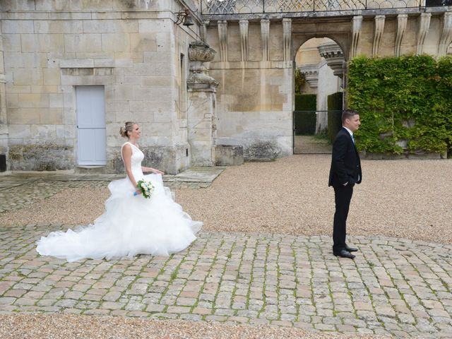 Le mariage de Eventhia et Matthieu à La Couture-Boussey, Eure 21