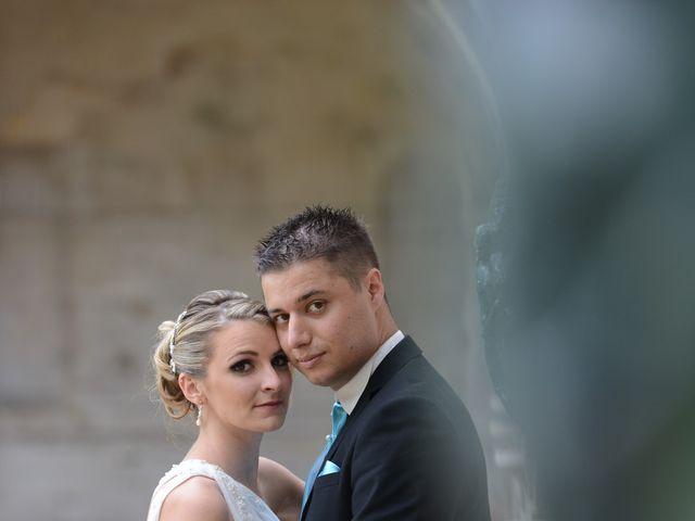 Le mariage de Eventhia et Matthieu à La Couture-Boussey, Eure 35