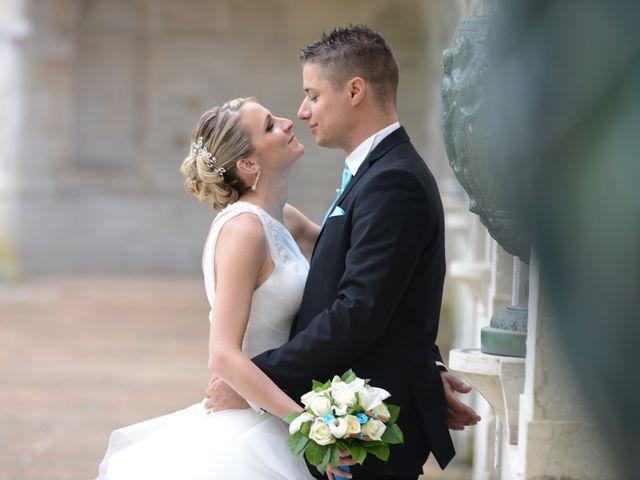 Le mariage de Eventhia et Matthieu à La Couture-Boussey, Eure 37