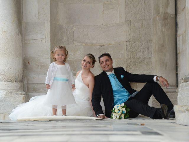 Le mariage de Eventhia et Matthieu à La Couture-Boussey, Eure 43