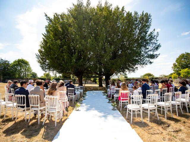 Le mariage de Nicolas et Léa à Saint-Laurent-sur-Sèvre, Vendée 26