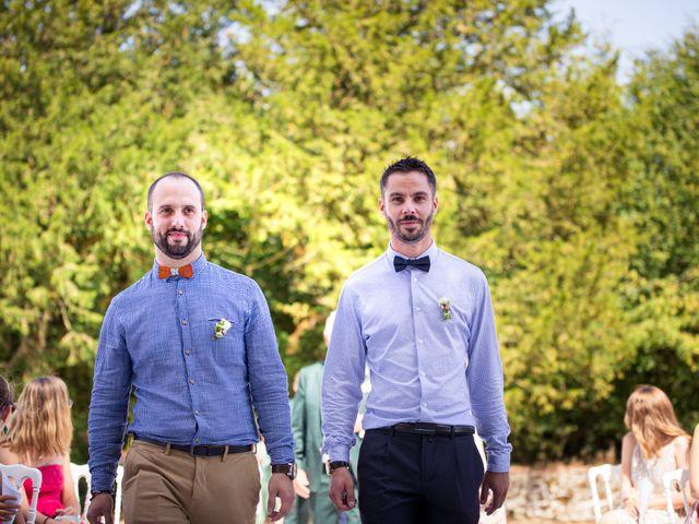 Le mariage de Nicolas et Léa à Saint-Laurent-sur-Sèvre, Vendée 28