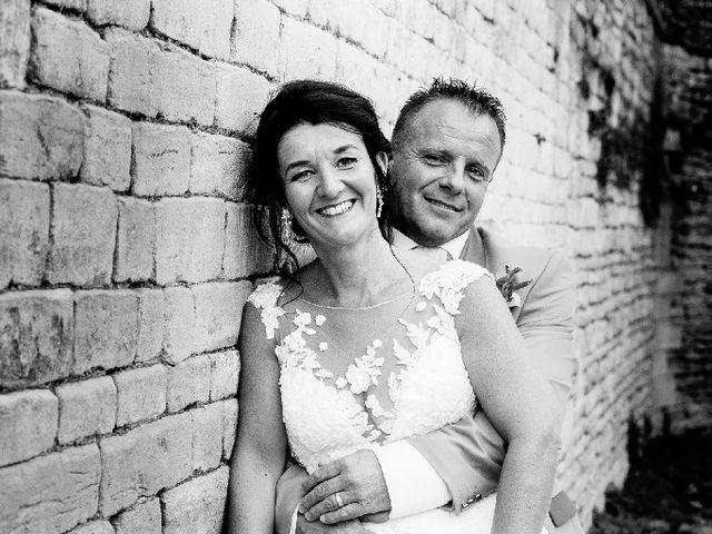 Le mariage de Fierville et Séverine  à Martragny, Calvados 1