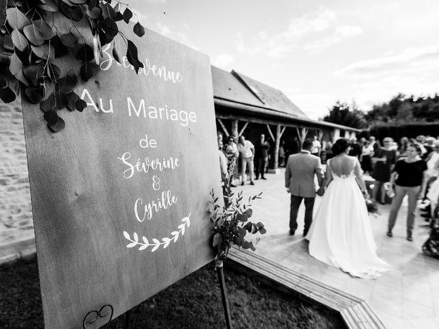 Le mariage de Fierville et Séverine  à Martragny, Calvados 7
