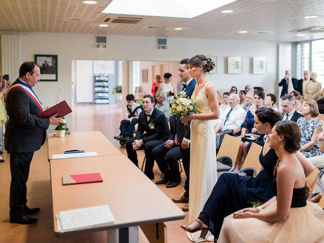 Le mariage de Franck et Justine à Bordeaux, Gironde 3