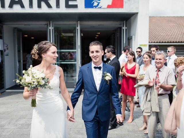 Le mariage de Franck et Justine à Bordeaux, Gironde 6