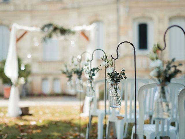 Le mariage de Franck et Justine à Bordeaux, Gironde 9