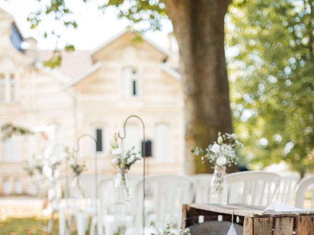 Le mariage de Franck et Justine à Bordeaux, Gironde 10