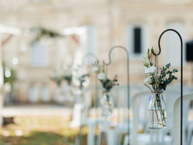 Le mariage de Franck et Justine à Bordeaux, Gironde 11