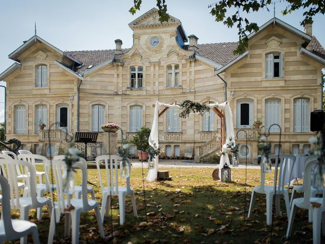 Le mariage de Franck et Justine à Bordeaux, Gironde 13