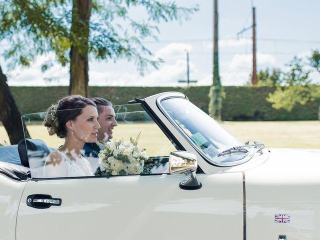 Le mariage de Franck et Justine à Bordeaux, Gironde 14