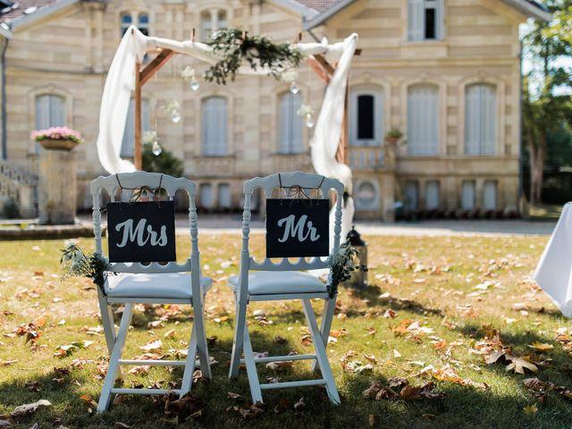 Le mariage de Franck et Justine à Bordeaux, Gironde 18