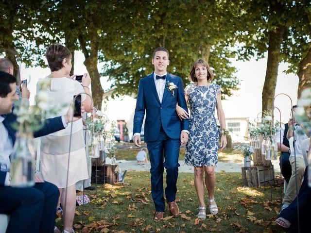 Le mariage de Franck et Justine à Bordeaux, Gironde 22