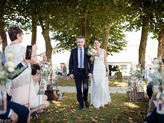 Le mariage de Franck et Justine à Bordeaux, Gironde 23