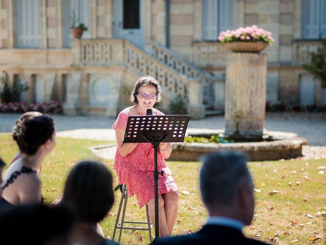 Le mariage de Franck et Justine à Bordeaux, Gironde 25