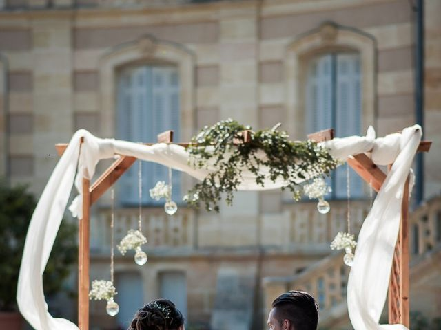 Le mariage de Franck et Justine à Bordeaux, Gironde 27