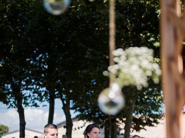 Le mariage de Franck et Justine à Bordeaux, Gironde 28