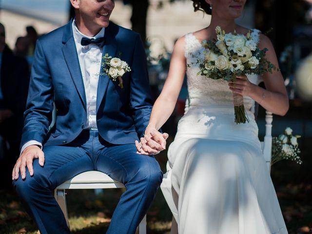 Le mariage de Franck et Justine à Bordeaux, Gironde 29
