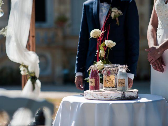 Le mariage de Franck et Justine à Bordeaux, Gironde 31