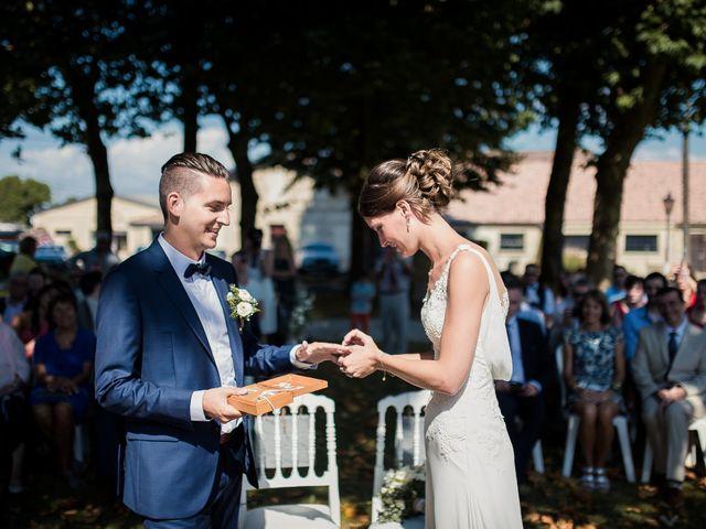 Le mariage de Franck et Justine à Bordeaux, Gironde 38