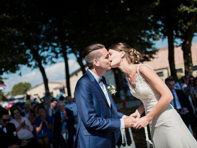 Le mariage de Franck et Justine à Bordeaux, Gironde 39