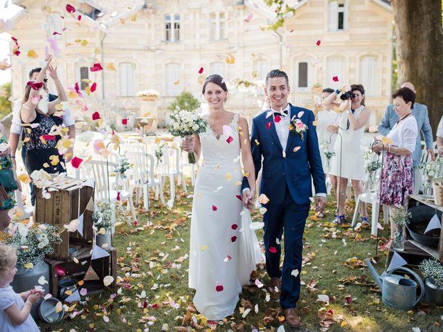 Le mariage de Franck et Justine à Bordeaux, Gironde 41