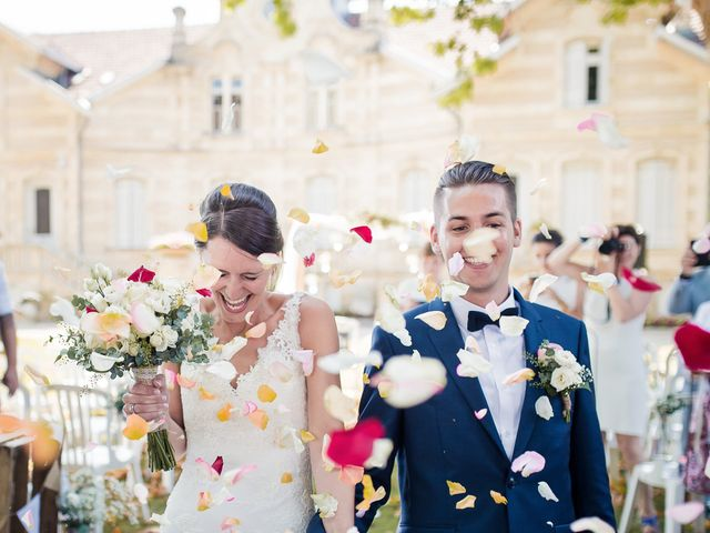 Le mariage de Franck et Justine à Bordeaux, Gironde 42