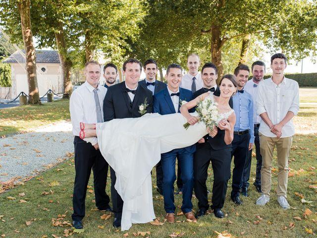 Le mariage de Franck et Justine à Bordeaux, Gironde 45