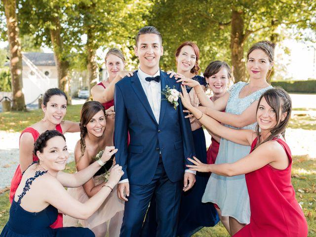 Le mariage de Franck et Justine à Bordeaux, Gironde 46
