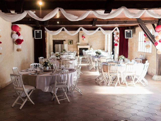 Le mariage de Franck et Justine à Bordeaux, Gironde 47