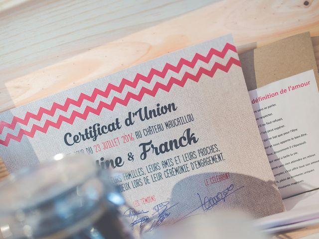 Le mariage de Franck et Justine à Bordeaux, Gironde 52