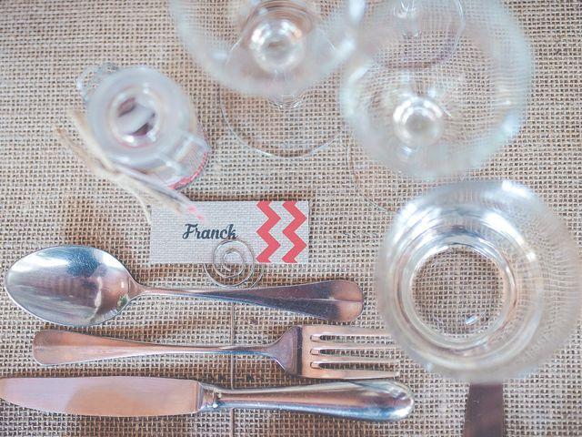 Le mariage de Franck et Justine à Bordeaux, Gironde 60