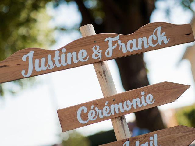 Le mariage de Franck et Justine à Bordeaux, Gironde 67