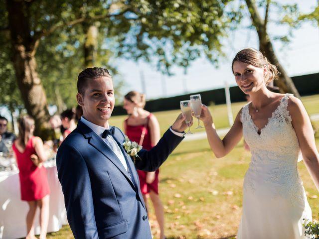 Le mariage de Franck et Justine à Bordeaux, Gironde 69