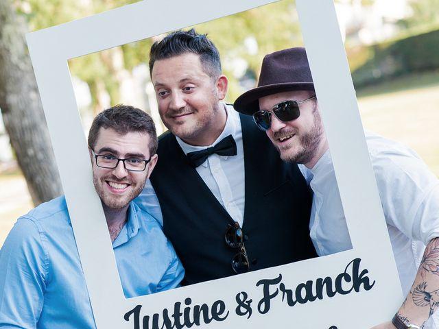 Le mariage de Franck et Justine à Bordeaux, Gironde 72