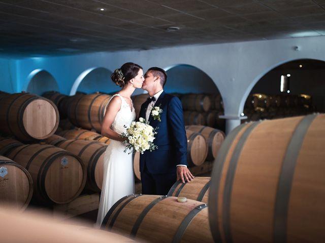 Le mariage de Franck et Justine à Bordeaux, Gironde 76