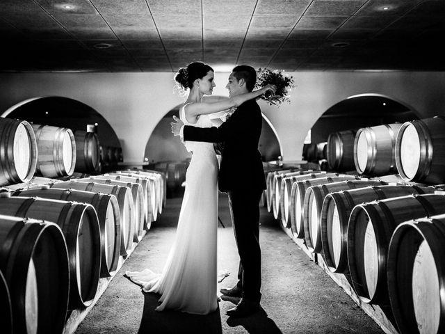 Le mariage de Franck et Justine à Bordeaux, Gironde 77