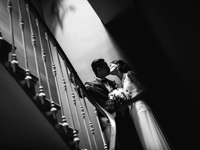 Le mariage de Franck et Justine à Bordeaux, Gironde 78