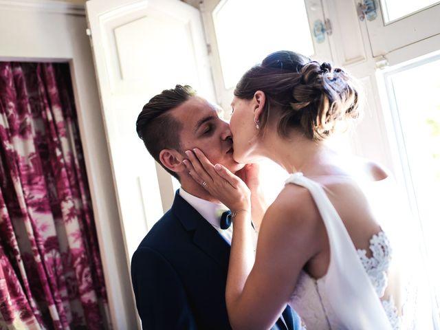 Le mariage de Franck et Justine à Bordeaux, Gironde 81