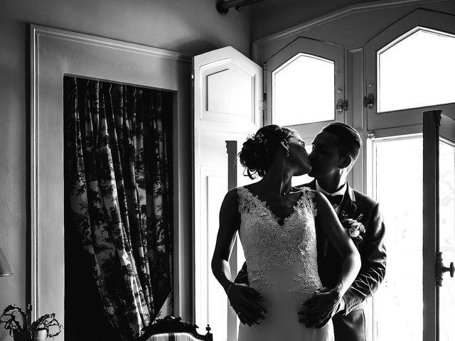 Le mariage de Franck et Justine à Bordeaux, Gironde 82