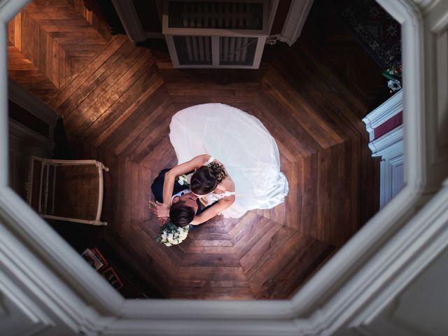 Le mariage de Franck et Justine à Bordeaux, Gironde 83