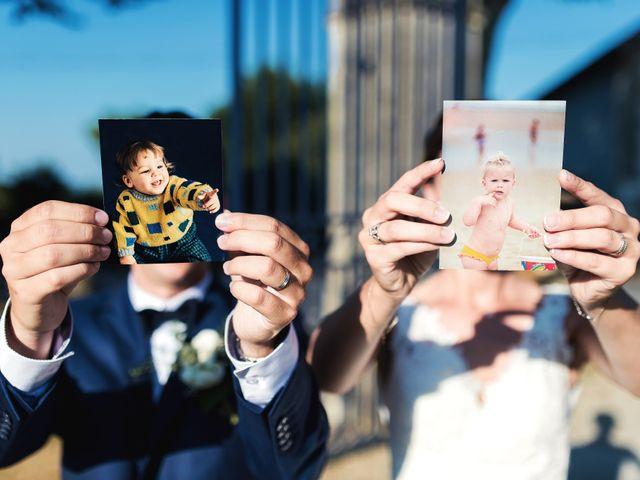 Le mariage de Franck et Justine à Bordeaux, Gironde 84